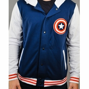 Captain America Hooded Jacket