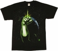 Green Lantern Fist T Shirt