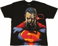 Superman Red Eyes T-Shirt