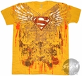 Superman Artisan T-Shirt Sheer
