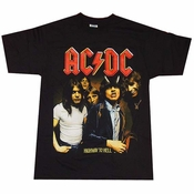 AC DC Highway to Hell T-Shirt