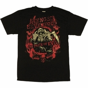 Avenged Sevenfold Price Evil T Shirt