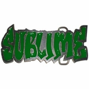 Sublime Belt Buckle