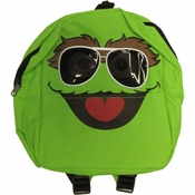Sesame Street Oscar Kids Backpack