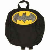 Batman Logo Kids Backpack