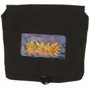 POW Lenticular Messenger Bag