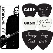 Johnny Cash Guitar Guitar Pick Set