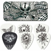 James Hetfield Papa Het Guitar Pick Set