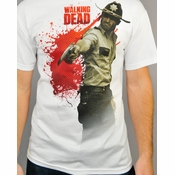 Walking Dead Rick T Shirt