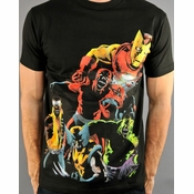 Marvel Zombies Iron Army T-Shirt