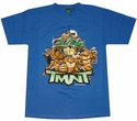 Ninja Turtles Dojo T-Shirt