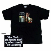 Office Space Saturday T-Shirt