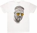 Big Lebowski Walter Glasses T Shirt