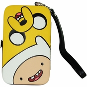 Adventure Time Phone Wristlet Clutch Wallet