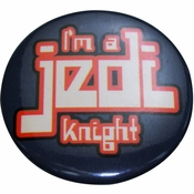 Star Wars Jedi Knight Button