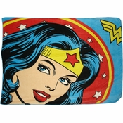 Wonder Woman Head Blanket