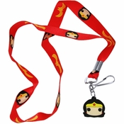 Wonder Woman Pop Heroes Lanyard