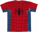 Spiderman Costume T Shirt