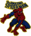 Spiderman Name Patch