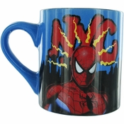 Spiderman NYC Mug