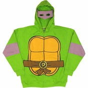Ninja Turtles Donatello Costume Hoodie