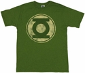 Green Lantern Junk Food Shirt