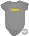 Batman Batgirl Symbol Snap Suit