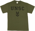 Halo Reach UNSC T Shirt