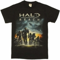 Halo Reach Cover T Shirt