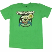 Underdog Punch T Shirt Sheer