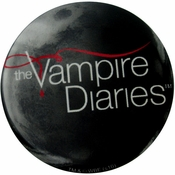 Vampire Diaries Logo Button