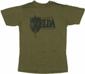 Zelda Link to the Past T-Shirt Sheer
