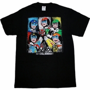 Voltron Team T Shirt