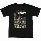 Black Widow Kick T Shirt