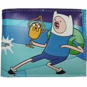 Adventure Time Ice King Battle Wallet