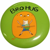 Adventure Time Bro Hug Button