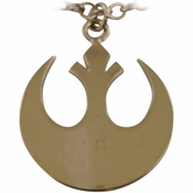 Star Wars Rebel Logo Necklace
