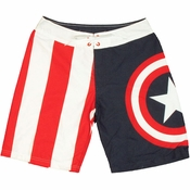 Captain America Shorts