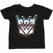 Transformers Decepticon Infant T Shirt