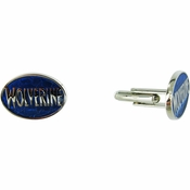 X Men Wolverine Name Cufflinks