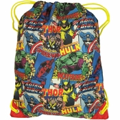 Marvel Covers Drawstring Backpack