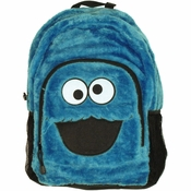 Sesame Street Cookie Monster Backpack