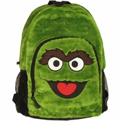 Sesame Street Oscar Backpack