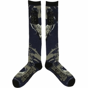 Doctor Who TARDIS Knee High Socks