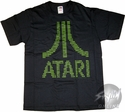 Atari Binary Logo T-Shirt