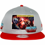 He Man Intro Panel Hat