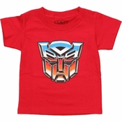 Transformers Autobot Toddler T Shirt