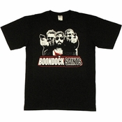 Boondock Saints Brothers Rocco T Shirt