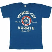 Karate Kid Miyagi Do T Shirt Sheer