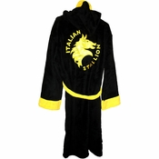 Rocky Stallion Fleece Robe